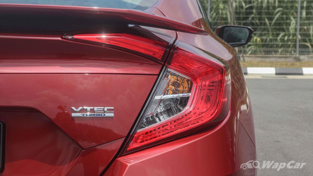 2020 Honda Civic 1.5 TC Premium Exterior 076