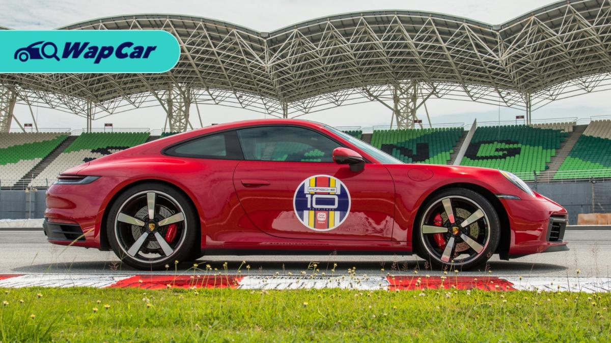 Porsche Malaysia is giving out a 911 GT Edition 1:18 diecast but you have to win it 01
