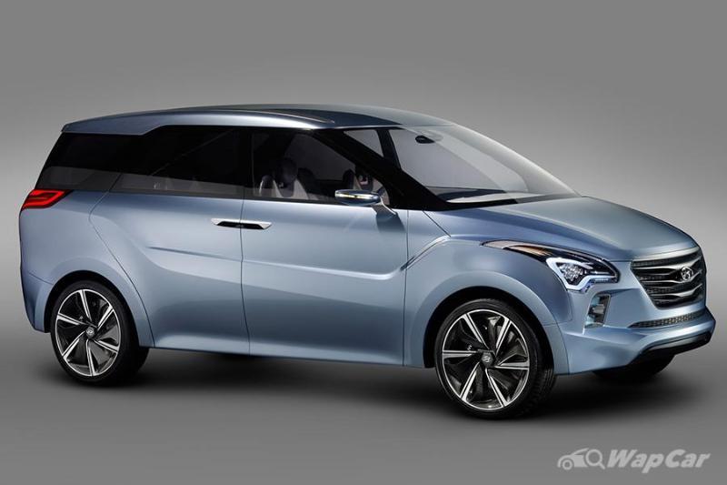 Hyundai trademarks Staria in Malaysia 02