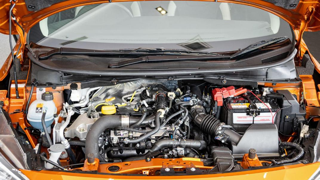 2020 Nissan Almera 1.0L VLT Others 004