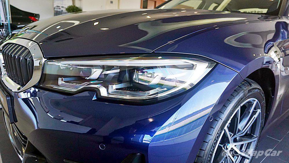 2020 BMW 3 Series 320i Sport Exterior 055