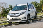 Is the Honda BR-V an SUV or an MPV?