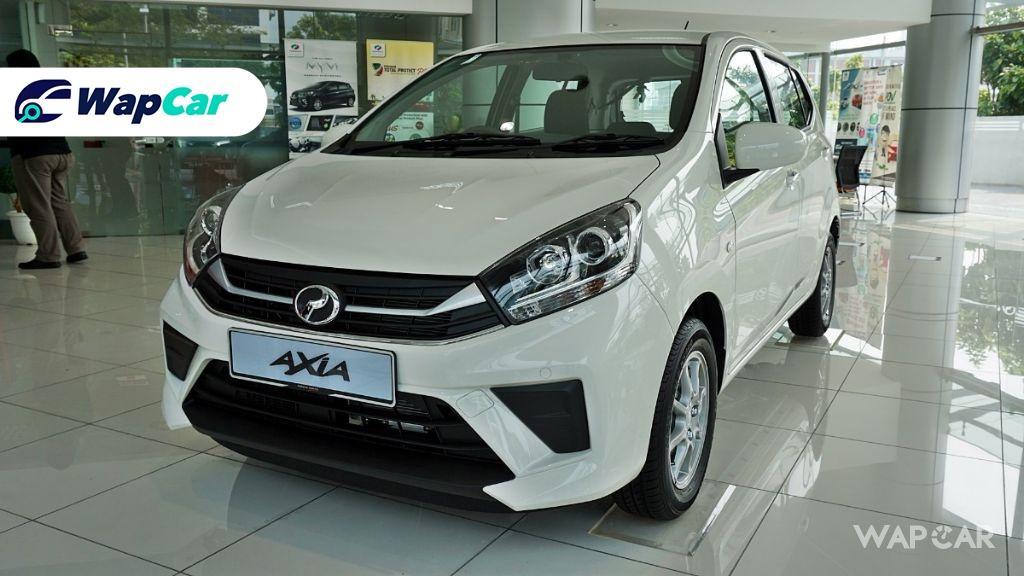 Perodua Axia 2019, kereta Malaysia dengan VSC paling murah 01