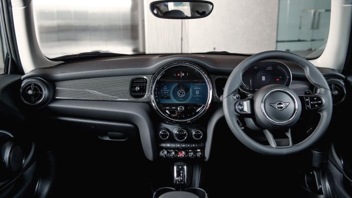 2021 MINI 3 Door Cooper S Interior 001