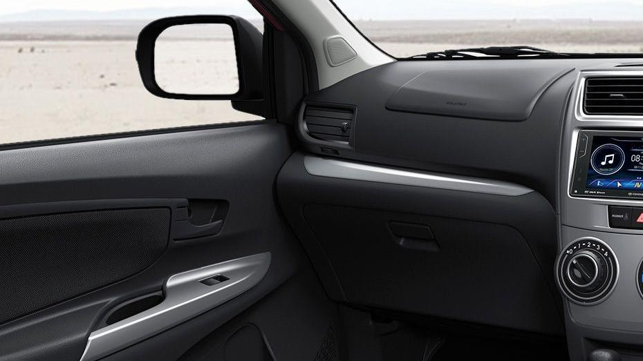 Toyota Avanza (2019) Interior 011