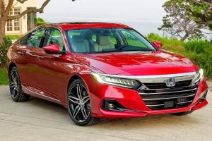 New 2021 Honda Accord gets updated Sensing and i-MMD hybrid, wireless Android Auto