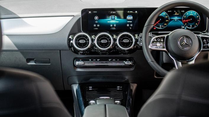 2021 Mercedes-Benz GLA 200 Interior 005