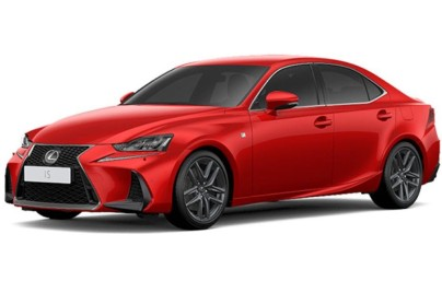 2018 Lexus IS 300 F Sport