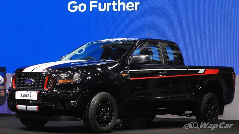 Next-gen, all-new Ford Ranger to debut in 2022, plant construction underway 02