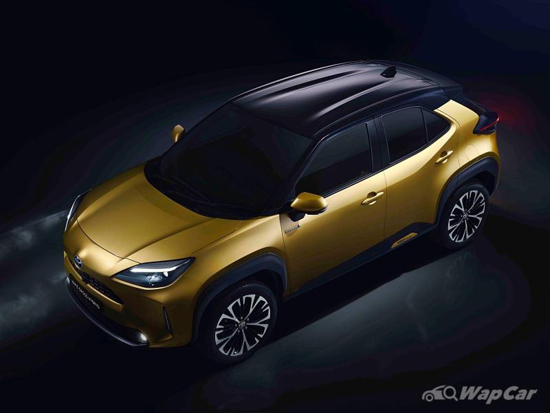 Vietnam-bound Toyota Yaris Cross trademarked, 2021 launch possible? 02