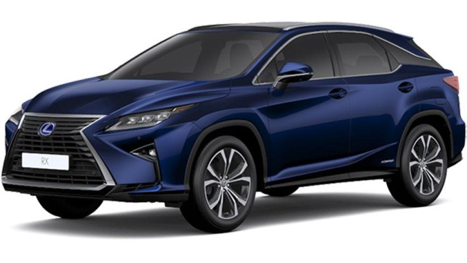 Lexus RX (2018) Others 005