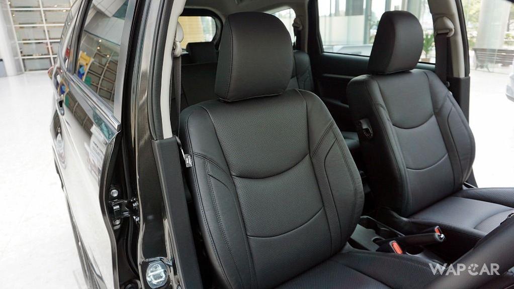 Perodua Aruz (2019) Interior 020