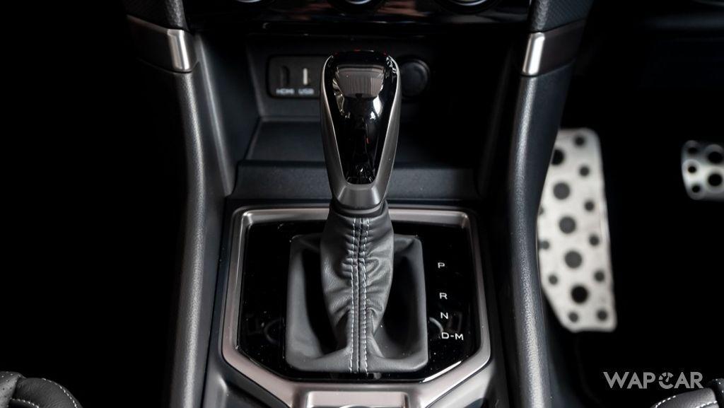 Subaru Forester (2019) Interior 010