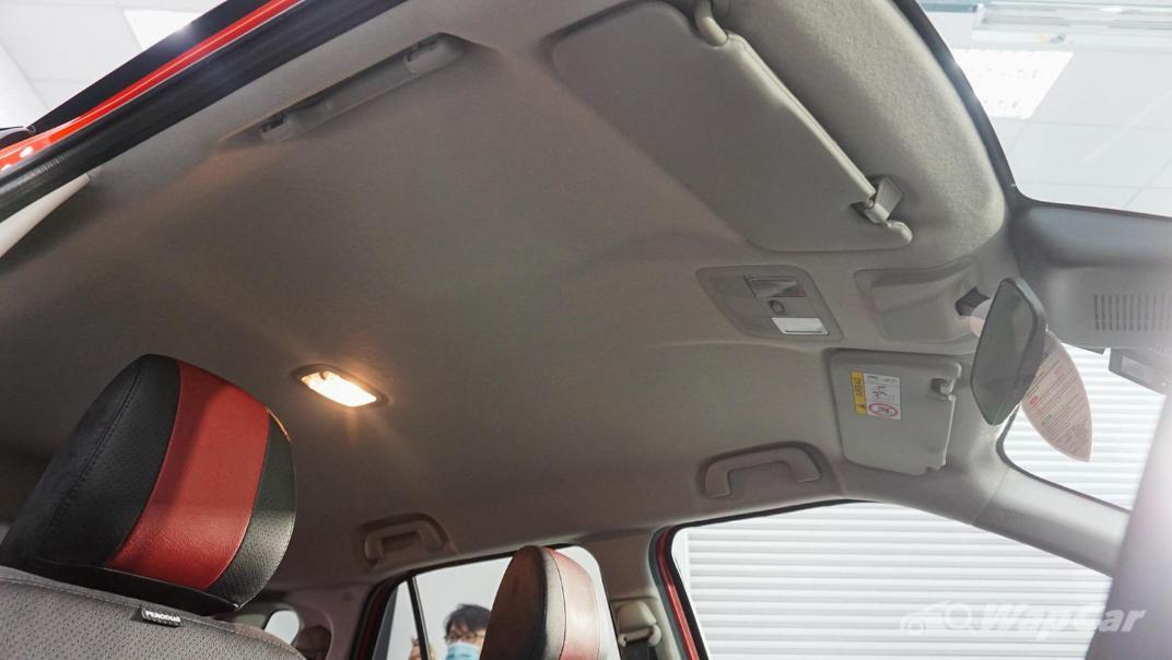 2021 Perodua Ativa 1.0L Turbo AV Interior 060