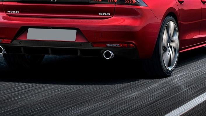 Peugeot 508 GT (2019) Exterior 008