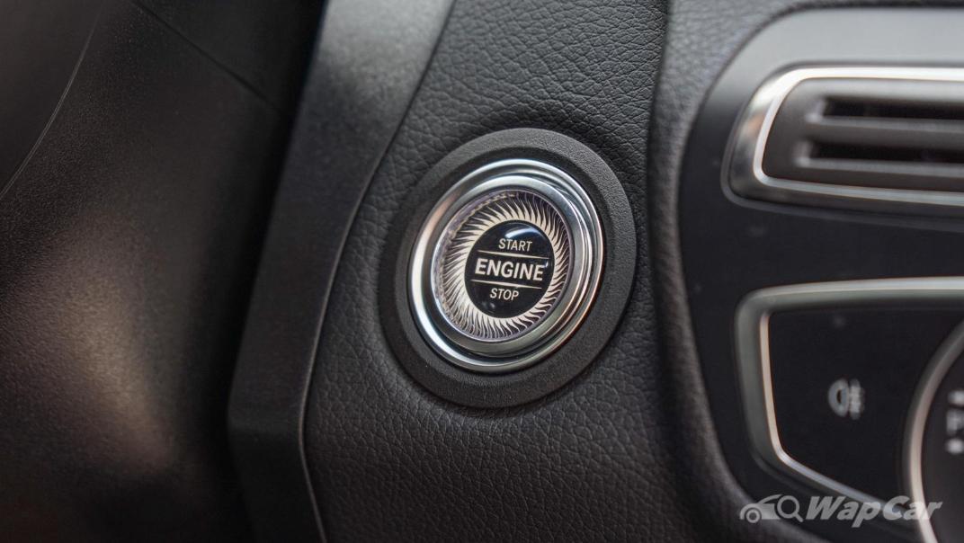 2020 Mercedes-Benz C-Class C 200 AMG Line Interior 021