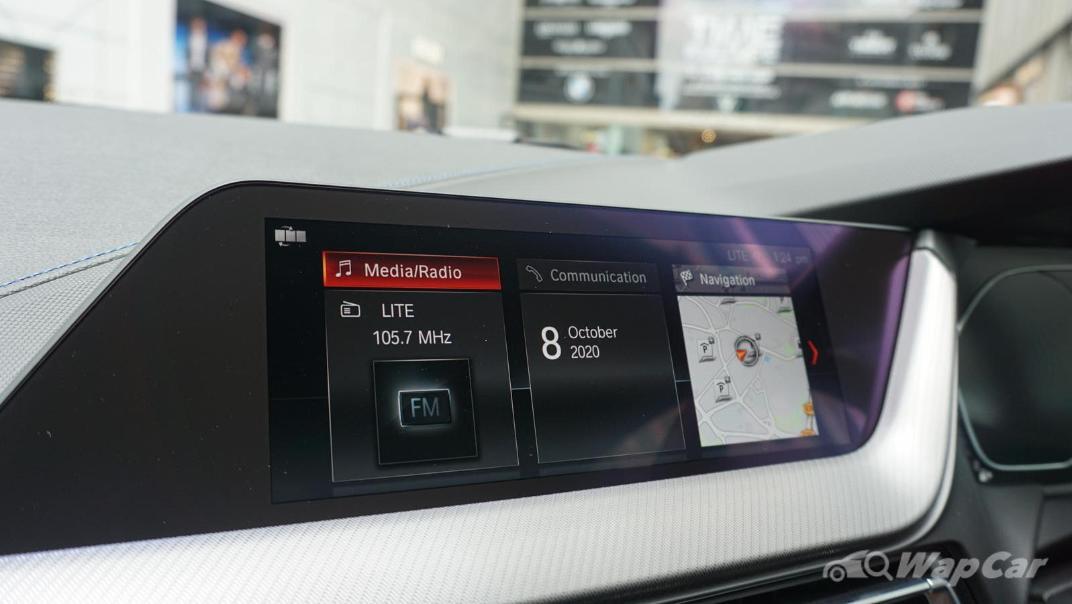 2020 BMW 2 Series 218i Gran Coupe Interior 037