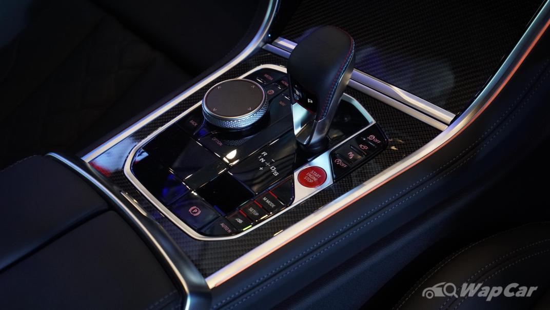 2020 BMW M850i xDrive Coupe Interior 003