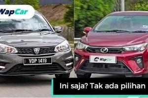 5 alternatif lebih bagus daripada Proton Saga/Perodua Bezza yang kita harap kita dapat