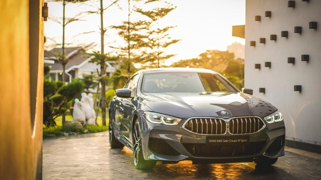 2020 BMW 8 Series 840i Gran Coupé M Sport Exterior 001