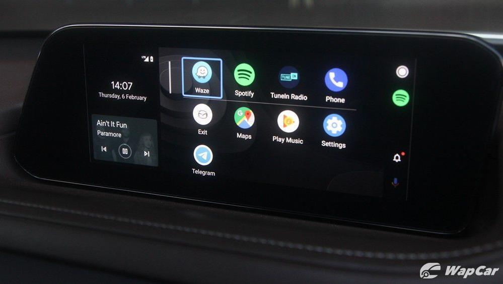 2020 Mazda CX-30 SKYACTIV-G 2.0 Interior 012
